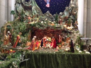 Very Impressive Christmas Creche