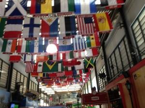 Flag of Nations - Corcavado