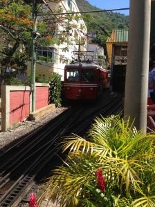 Cogwheel Train to the Summit