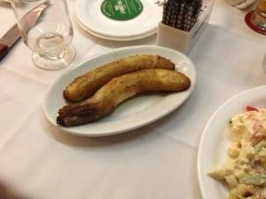 Fried Bananas!