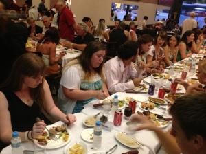 Farewell to Brazil Banquet3