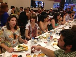 Farewell to Brazil Banquet4